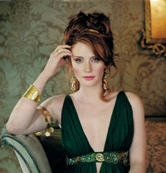 Bryce Dallas Howard, why don't we just give her a chance~ she's gonna be great