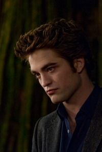 Edward Cullen in New Moon (Twilight Saga)  I am sure this will be better, the last one wasn't his fault.  It was the writing I am sure :(