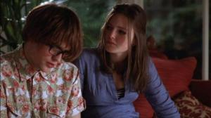 Rob as Daniel Gale in The Bad Mother Handbook, the very first movie I saw after Twilight that made it clear to me he would be a star