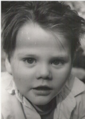 My adorable 1st born baby boy Derrick at 3 years old for the longest time it was just the two of us :)