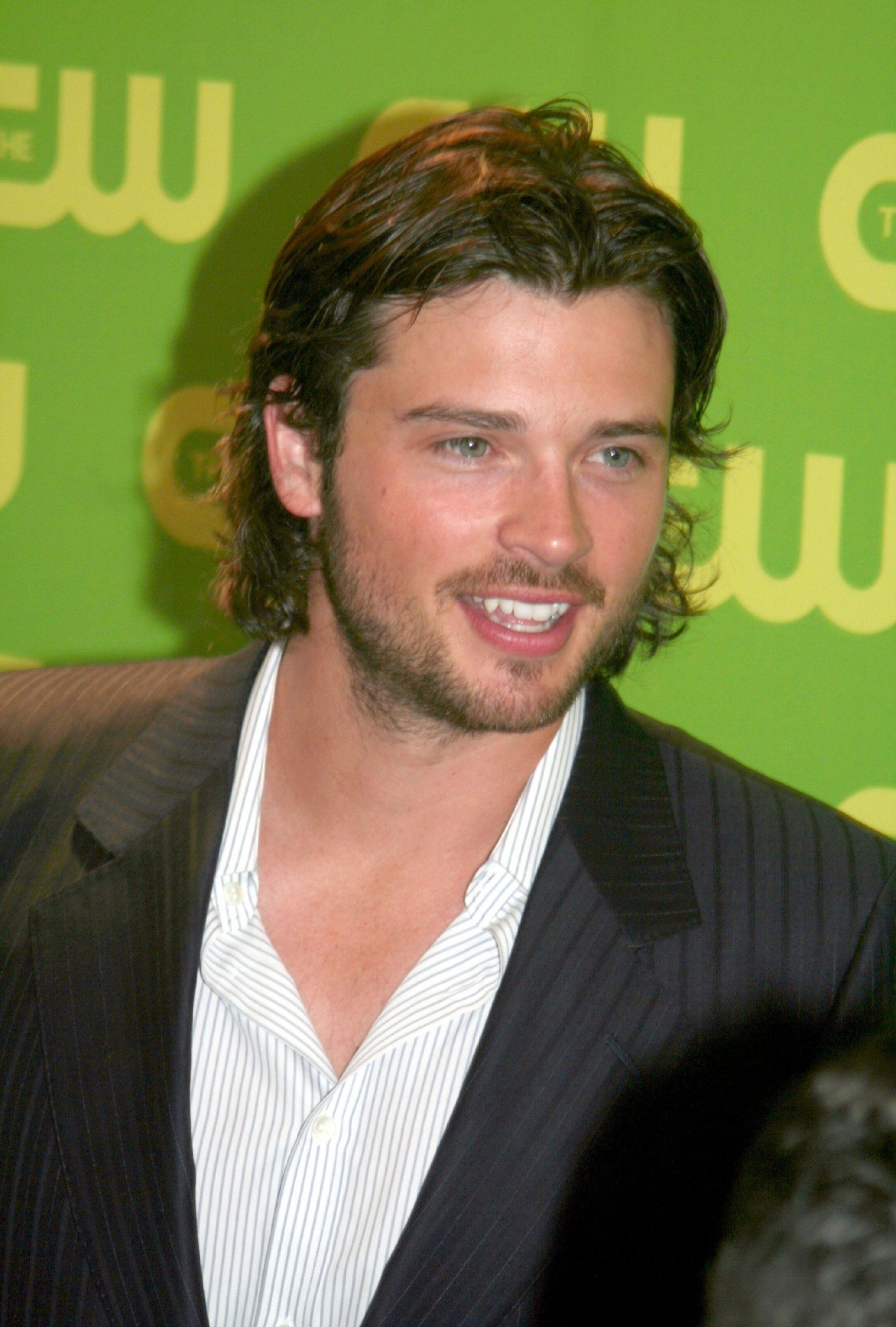 Tom Welling CW Up Fronts tom welling