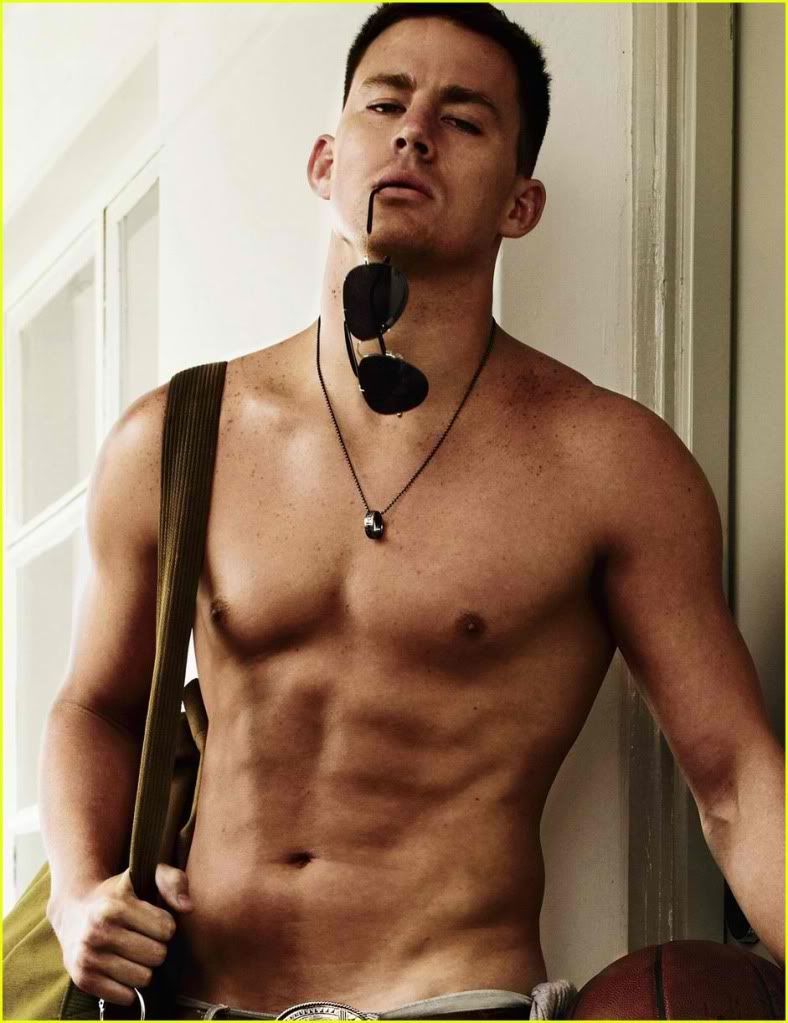 Channing Tatum Eye Candy Read In 2 This S Blog