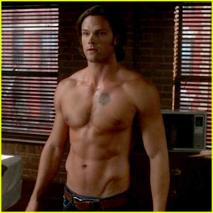 jared-padalecki-shirtless