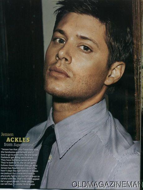 Jensen Ackles Fernsehsendungen