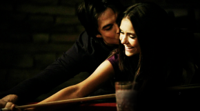 Damon and Elena, there just seems to be something so sweet and I don't know what it is but  it feels so much more real than her and Stefan