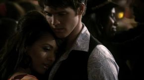 Bonnie the witch and Jeremy the Vampire Hunter were always such a cute couple