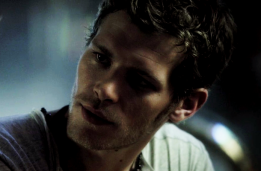 my sexy Klaus keeps me wanting more each week