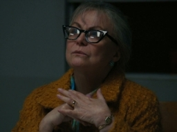 Jacki Weaver as Marguerite Oswald...she was one seriously fucked up cookie