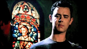 Colin Hanks as Travis Marshall from Dexter; this is by far my favorite character he has ever played :)