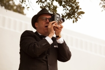 Paul Giamatti as Abraham Zapruder in Parkland