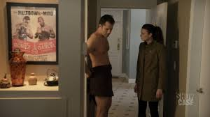 ahhh, the shower scene on Continuum :D Victor plays Carlos Fonnegra the super hot cop who can handcuff me ANY day ;)